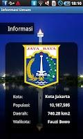 Screenshot of Pariwisata di Kota Jakarta