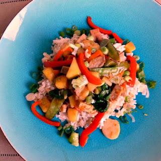 Stir Fry Frozen Spinach Recipes