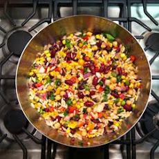 Mexican Orzo Salad