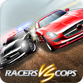 Game Racers Vs Cops : Multiplayer version 2015 APK