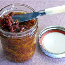 Shira's Sun-Dried Tomato Spread