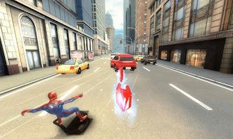 Screenshot of The Amazing Spider-Man