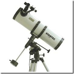 Telescópio Toya Startec 1501400EQ - Refletor Equatorial