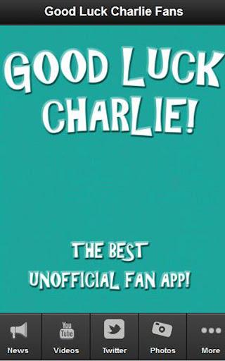 Good Luck Charlie Fans