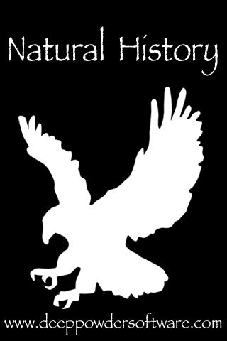 Natural History Glossary