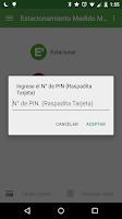 Screenshot of Estacionamiento Medido - MDP