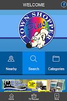 Screenshot of Town Shopper Plus