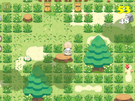 Screenshot of Sheepo Graze - Lawn Mower