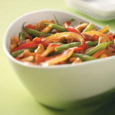 Fancy Green Beans Recipe