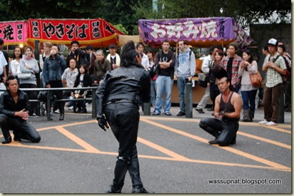 biker dance