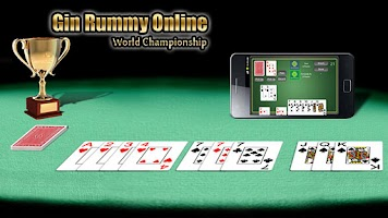 Screenshot of Gin Rummy Multiplayer Online