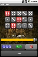 Screenshot of Dice Tower