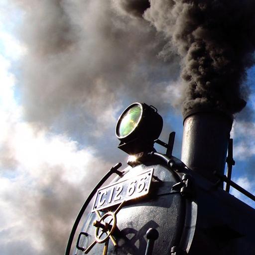 機車拼圖:蒸汽機車 休閒 App LOGO-硬是要APP