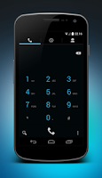 Screenshot of Android Kitkat 4.4 CM10 Theme