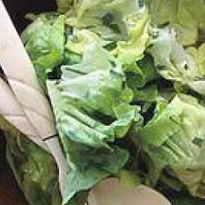 Bibb Lettuce and Herb Salad