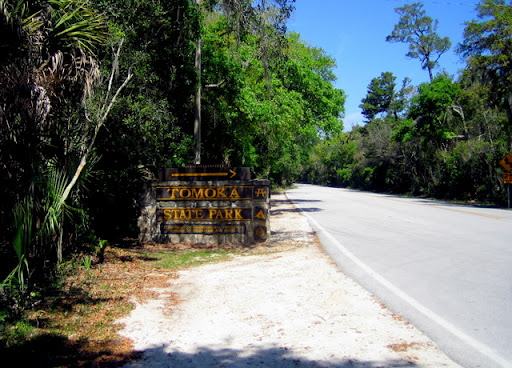 Tomoka State Park Picture
