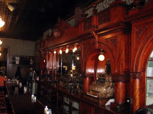 Irma Saloon Bar