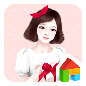 lovely girl gift dodol theme