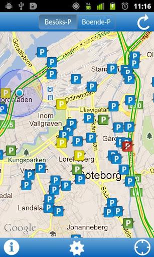 Parkering Göteborg