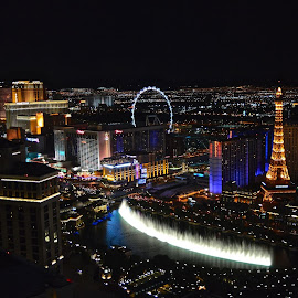 Las Vegas by Abby Pinkney - Buildings & Architecture Office Buildings & Hotels