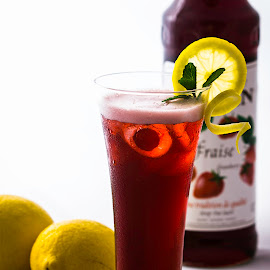 Berry Soda by Widhie Kristiyanto - Food & Drink Eating