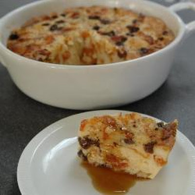 Simple No Fuss Bread And Butter Pudding