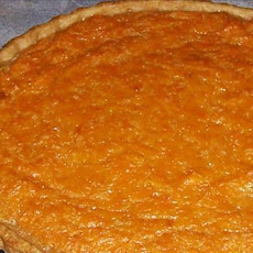 Drunken Sweet Potato Pie
