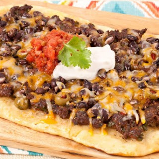 Tex-Mex Pizza CBC Best Recipes Ever