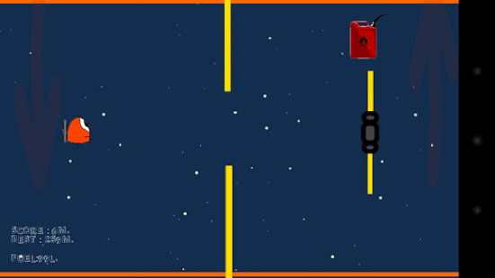 Space and Lasers - screenshot