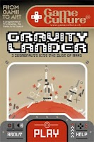 Screenshot of Gravity Lander