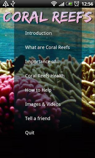 免費教育App|Coral Reefs|阿達玩APP