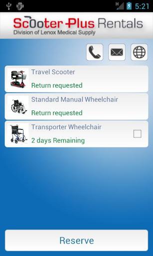ScooterPlus Rentals