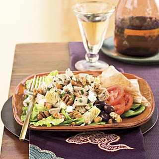 Turkey-Artichoke-Pecan Salad