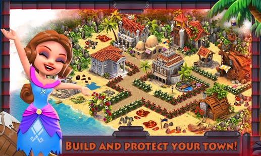 Download Volcano Island: Tropic Paradise APK for Android Kitkat