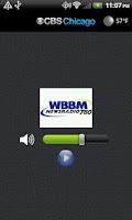 Screenshot of CBS Chicago