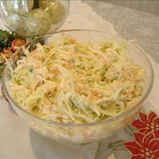 Basic Family Reunion Coleslaw