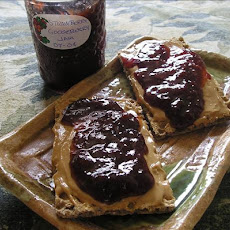 Strawberry-gooseberry Jam