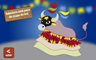 Screenshot of Bumba