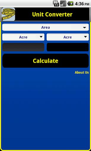 【免費生產應用App】Unit Converter-APP點子
