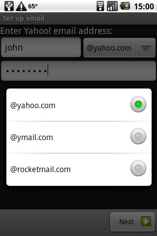 ROID mail no ads