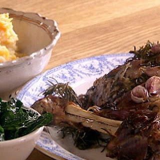 Marinated Lamb Shoulder Chop Recipes