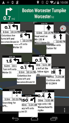 Pebble Nav Me (Trial) - screenshot