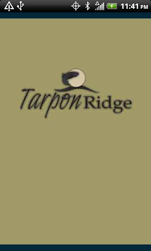 TarponRidge app
