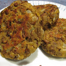 Lentil Patties