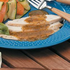 Citrus Grilled Turkey Breast