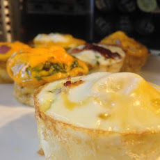 Egg White (or not) Muffins