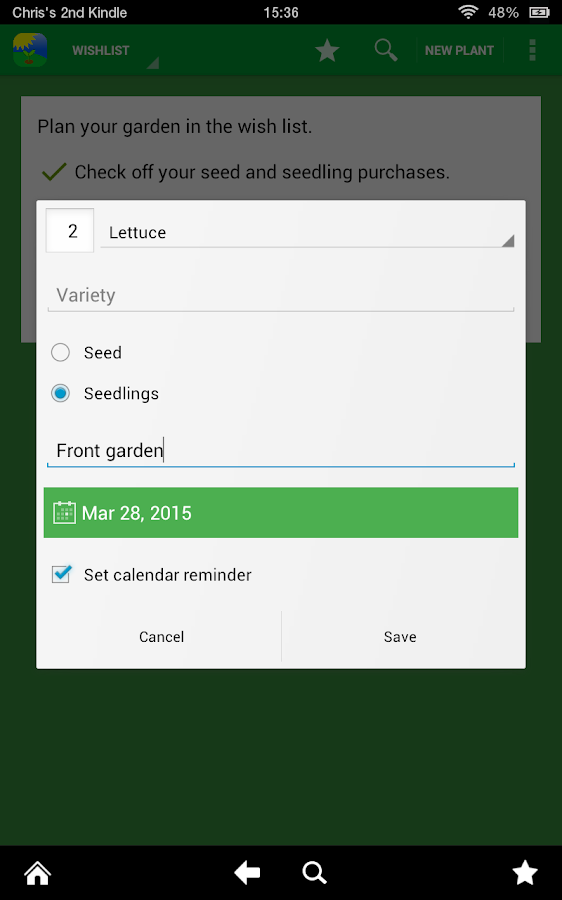 Gardenate Screenshot 11