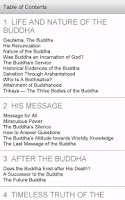 Screenshot of What Buddhists Believe