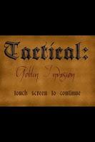 Screenshot of Tactical: Goblin Invasion