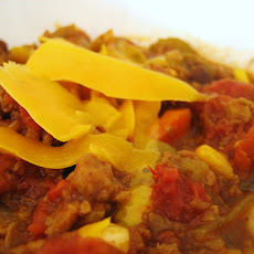 Chantel's Vegetarian Chili